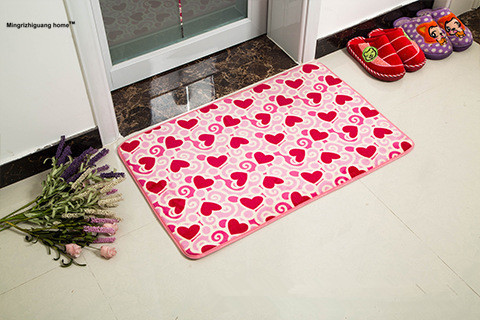 1PC Rectangular multi patterns Floor Carpets Computer Chair Cushion Yoga Coral velvet Mat Blanket Carpet for home OU 105 ...
