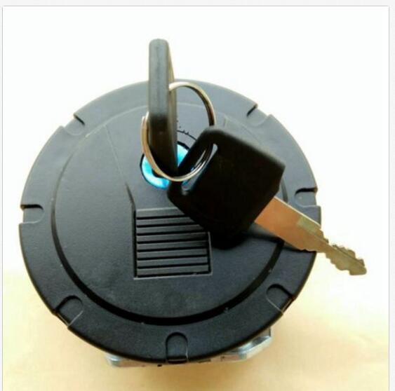 Fuel Gas Tank Cap Key Suitable for Kawasaki KL110 KL250