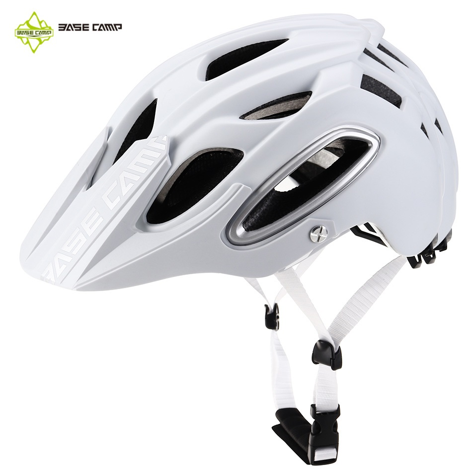 Bicycle Helmet Matt Black Cycling Helmet With Visor casco ciclismo Breathable Road Mountain MTB CE Outdoor Bike Helmet Cheap Mtb цены