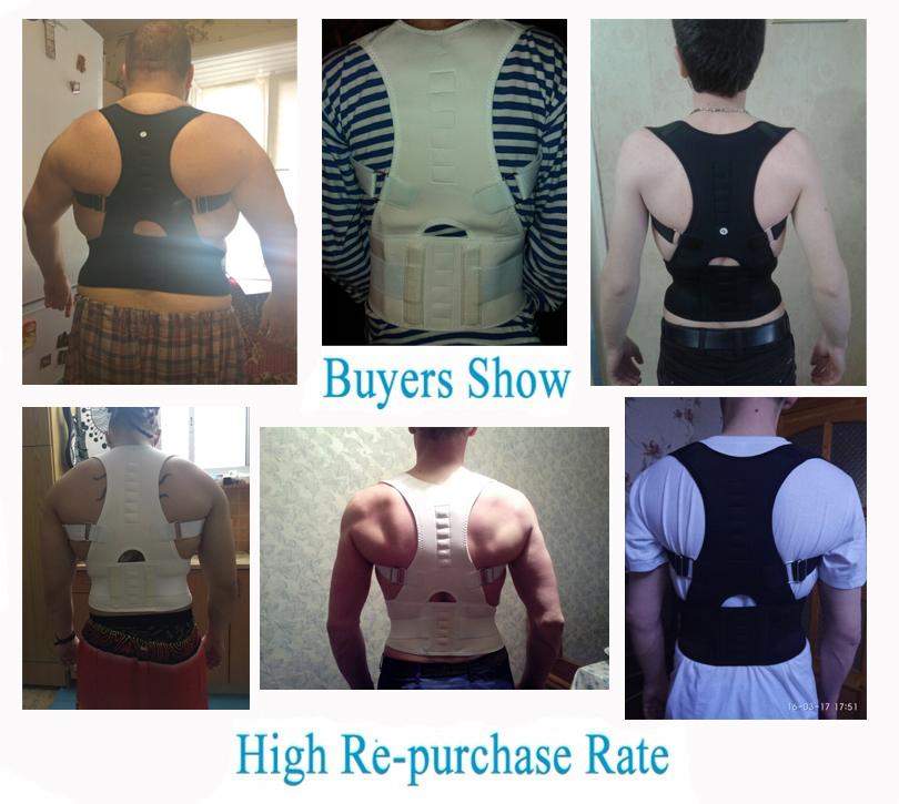 posture brace B002