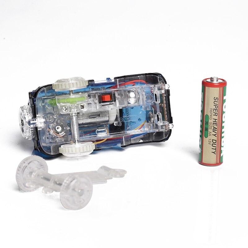 Veículos Miniatura e de Brinquedo ferroviário slot mágico de corrida Features : Slote, Mini, Educational, Electronic, Model, Flashing, Diy