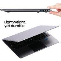 Cewaal 14 дюймов ультра тонкий Тетрадь PC Оконные рамы 10 6 ГБ + 64 ГБ SSD 1920*1080 Камера дома коммерция офисные Тетрадь ПК.