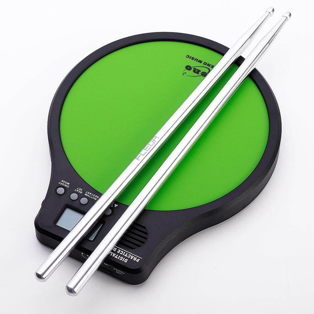 Metal Aluminum Drumsticks Jazz Drum Set Kit Pad Electronic Drums Sticks Color Stick For Drums Percussion Drum Accessories Parts