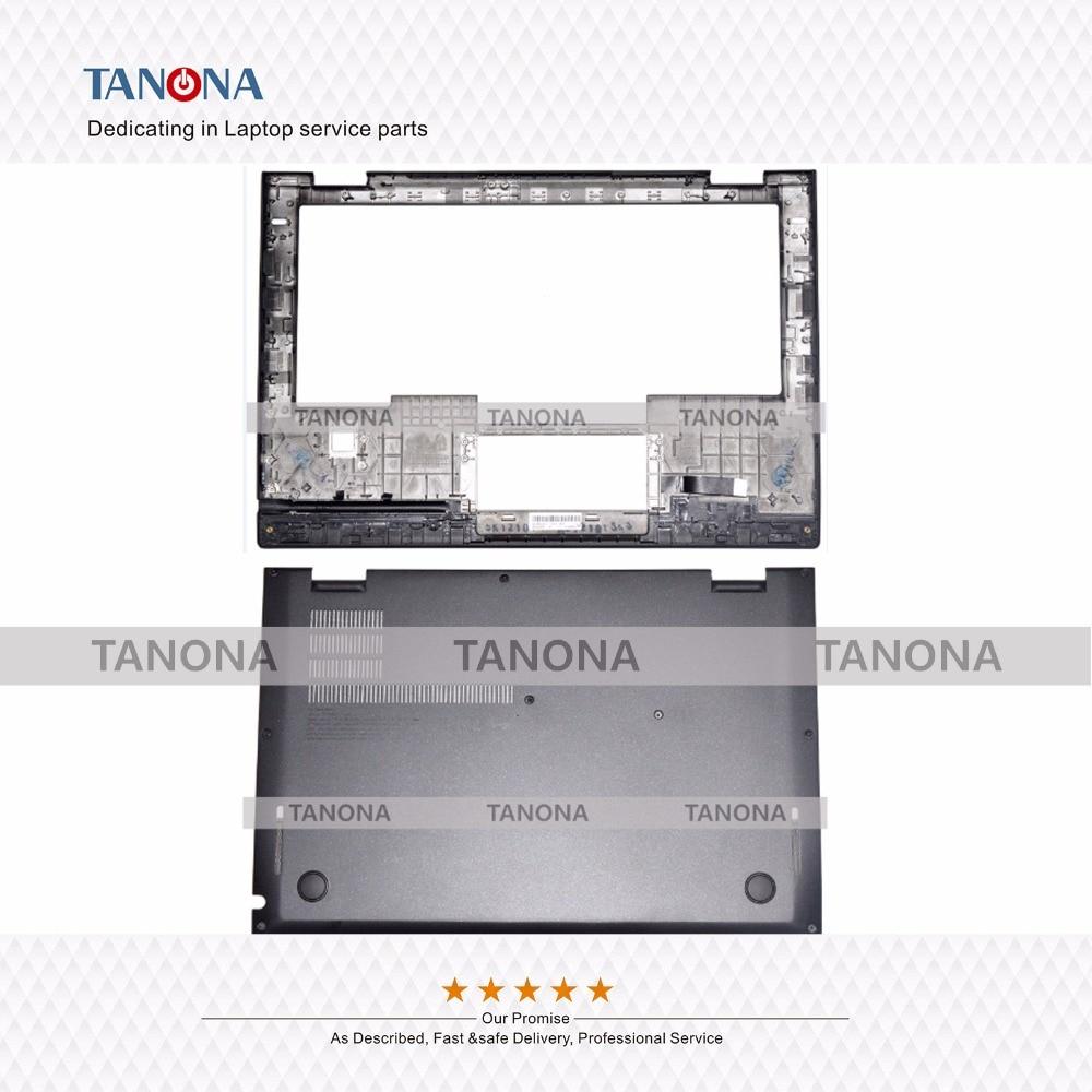 Orig New For Lenovo Thinkpad X1 Yoga Palmrest Keyboard Bezel 00JT863 SB30K59264 Base Cover Lower Bottom