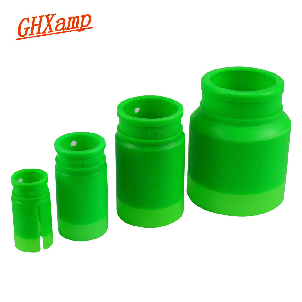 Ghxamp 25.5 Mm 35.5 Mm Woofer Bass Voice Coil Posisi Gauge 49.5 Mm 51.5 MM 65.5 Mm 75.5 Mm Bass voice Coil Bagian Perbaikan 1 Pc