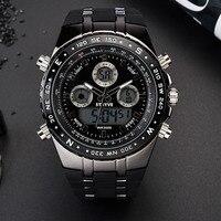 Fashion Sports Watch Multi Functional Electronic Watch Popular Casual Men's Watch Luminous Digital Wristwatches Sale