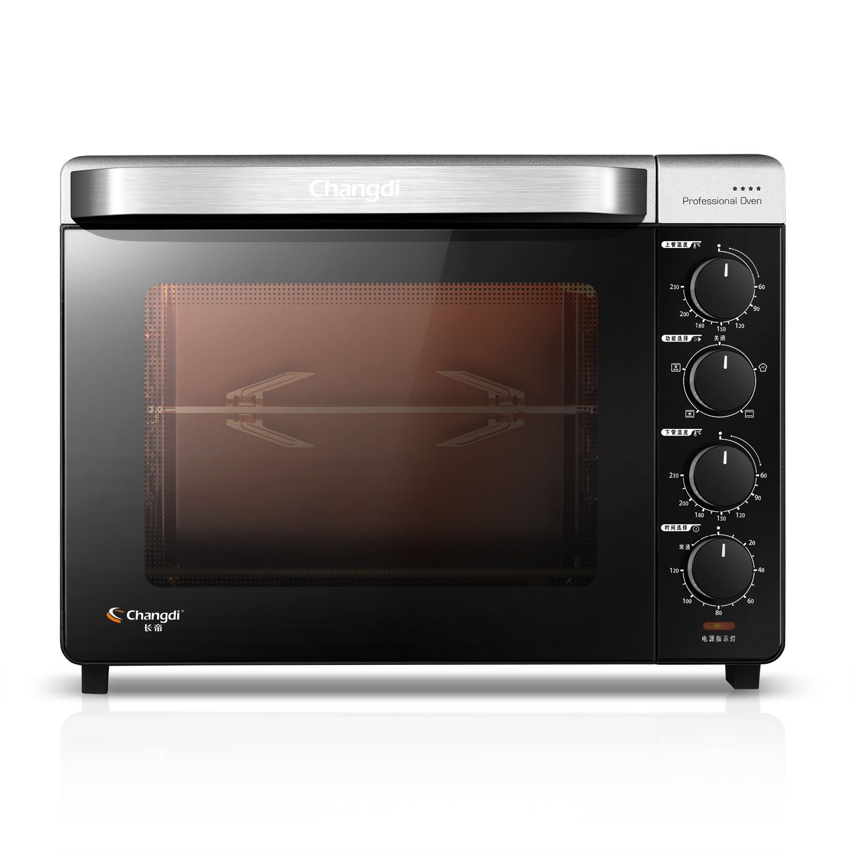Four maison cuisson multifonctionnel automatique 32 litres petit four gâteau pain four poulet torréfacteur grill convoyeur fours à pizza