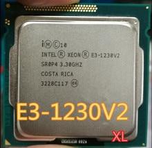 Intel Xeon E3 1230 V2 e3 1230 V2 3.3GHz SR0P4 8M Quad Core LGA 1155 Processore CPU trasporto libero