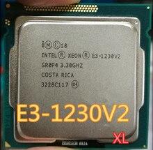 Processador intel, xeon E3 1230 v2 e3 1230 v2 sr0p4 8m quad core lga 3.3 cpu de 1155 ghz frete grátis