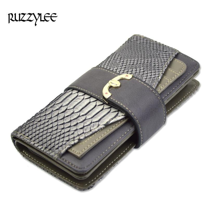do cartão de embreagem bolsa Composição : Crocodile PU Leather