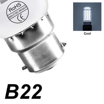 220V GU10 Led Lamp Bulb E14 Led Candle Light Bulb E27 Corn Lamp G9 Led 3W 5W 7W 9W 12W 15W Bombilla B22 Chandelier Lighting 240V 15