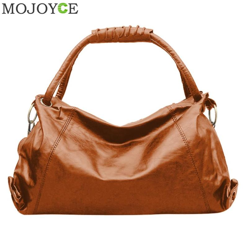 Fashion Designer Women Handbag Female PU Leather Bags Handbags Ladies Portable Shoulder Bag Office Ladies Hobos Bag Totes