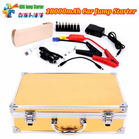 2016 Hot Selling K66 High Capacity Car Jump Starter Mini Power Bank 18000mah Car Jump Starter