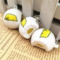 20PCS Squishy Super Cute Lazy Egg Yolk Phone Straps Kawaii Fun Eggs Jun Squeeze Toy Kids
