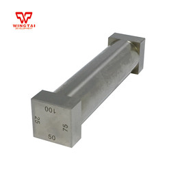 Corrosion Resistant Industry Stainless Steel 4 Side Wet Film Applicator BGD206/1~BGD206/8