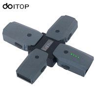 DOITOP 4 In 1 Battery Charging Hub Station Parallel Board Charger For DJI Mavic Pro With