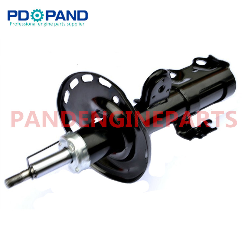 One Pair Front Shock Absorbers 48510 80334 48520 80108 for TOYOTA COROLLA 2007 2013