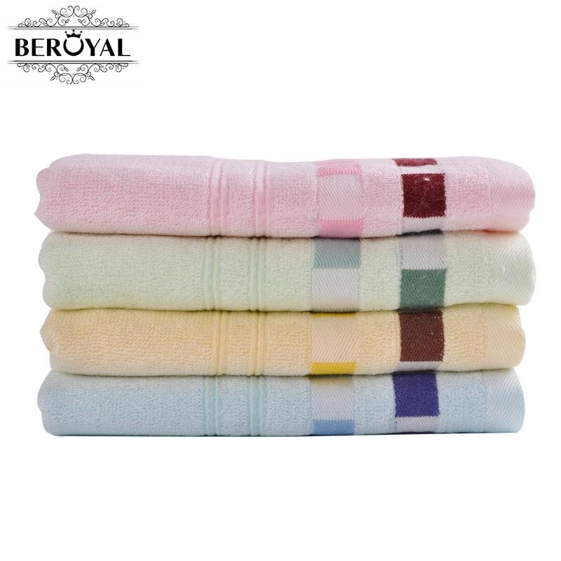 Face Towel Suppliers In Sri Lanka: Aliexpress.com : Buy Beroyal Brand Bulk 4pcs/set Bamboo