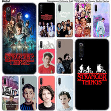 Stranger Things Silicone Case For Xiaomi