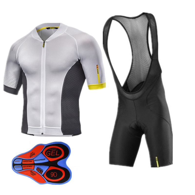 Mavic Mens Cycling Jersey Short Sleeve 2018 Pro Team Bike Clothing Maillot Cycling Set Ropa Ciclismo Hombre Mountain Bike Jersey xintown summer breathable mens team short sleeve cycling jersey riding clothing polyester bike set fluorescent shark