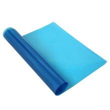 """0,5x3 м/2"""" x10ft синий защитный слой пленка на зеркало заднего вида автомобиля, элегантная Choise пленка на зеркало заднего вида анти туман для зеркала ванной комнаты"""