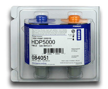 Fargo HDP5000 card printer ribbon 084051 YMCK Color Ribbon