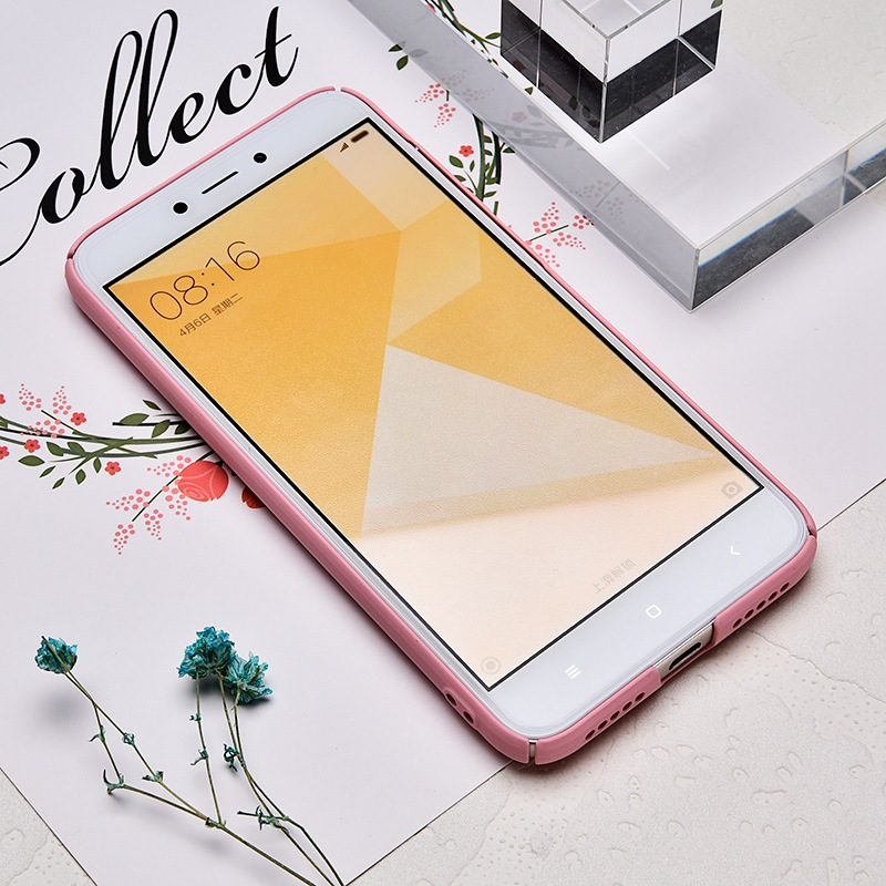 TOMKAS Cute PC Case For Xiaomi Redmi 4X Note 4X Mi A1 Cases Cover Back Patterned Matte Phone Case For Redmi 4X 5.0 Inch (7)