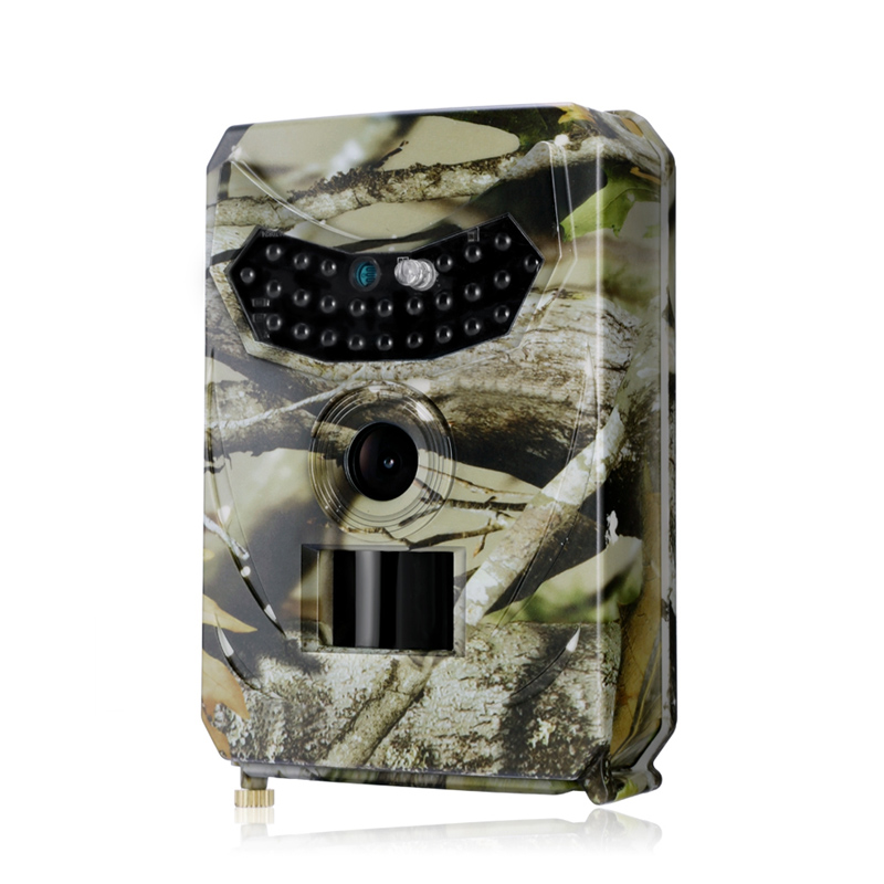 Night Vision Trail Camera Game Hunting Camera 12MP 1080P Outdoor Surveillance Wildlife Cameras Trap