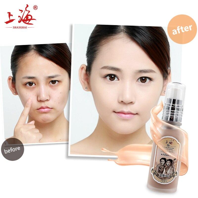 Шанхай красоты тубероза мульти-эффект BB крем для лица макияж корректор водонепроницаемый базы уход за кожей отбеливание Тональная основа Увлажняющая