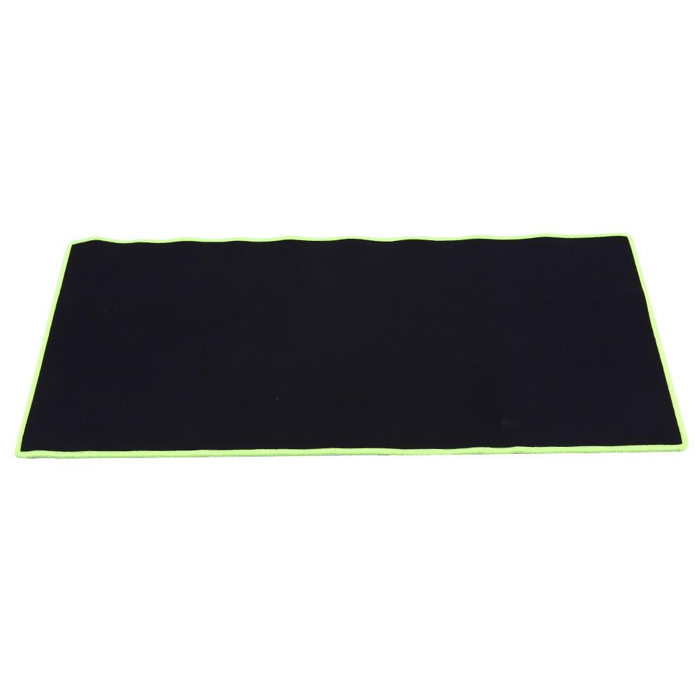 Suur must hiirematt – 30 x 60 cm