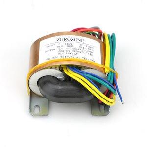 Image 2 - ZEROZONE 30VA R transformator rdzeniowy 220V + 220V + 14V dla naszych EAR834 Phono Stage Amp L13 5