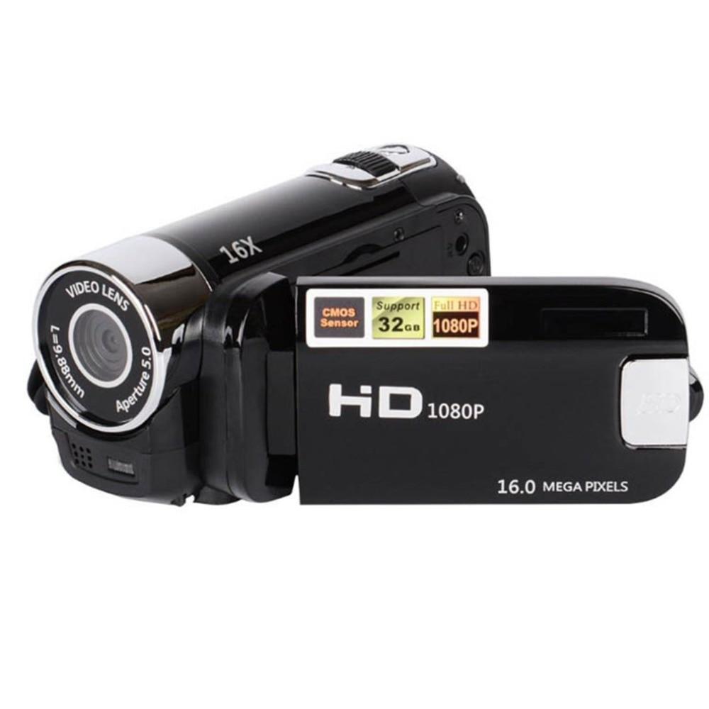 Mini Portable DV Digital Camera 5MP CMOS Sensor Video Recorder Camcorder Webcam DVR Recorder with Mic 2.7 Screen