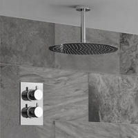 doccia 8 Thermostatic Bathroom Shower Faucets With Thermostatic Faucets Valve Set Free Shipping