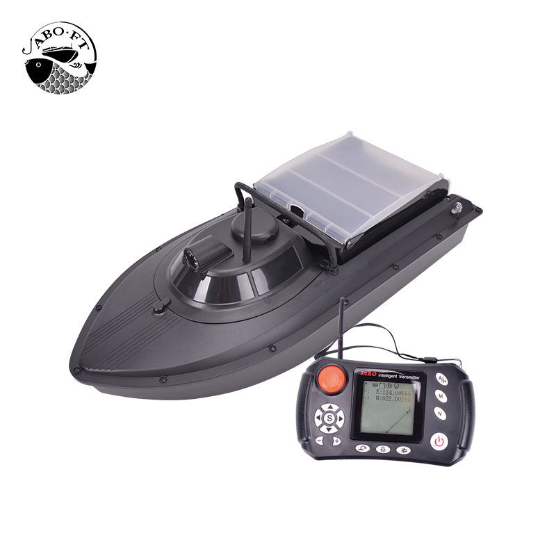 Jabo-2AG delivery boat fishing rc bait boat with auto GPS position for fishing 100% brand new gps speedometer 60knots for auto boat with gps antenna white color