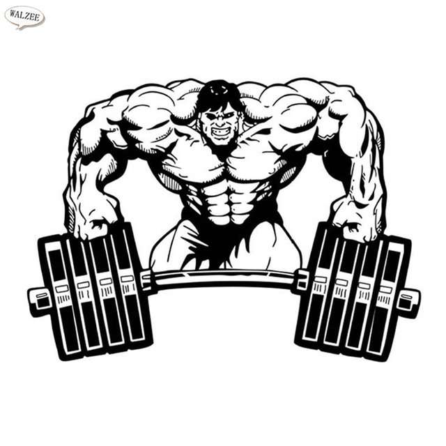 Incredible hulk marvel superhero children wall art vinyl sticker picture wall decals home backdrop bar coffee