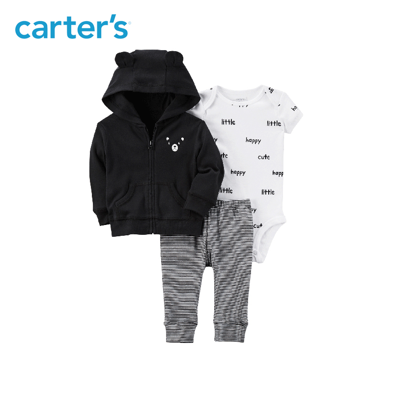 93c7762cd Detail Feedback Questions about Carter's 3 Piece baby children kids  clothing boy spring&summer Baby soft Cardigan Set 126H171 on Aliexpress.com  | alibaba ...