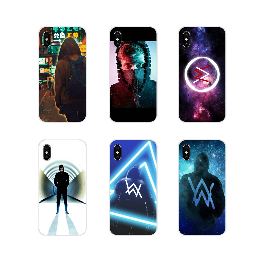 Half-wrapped Case Alan Walker Lovely Novelty Fundas For Huawei P8 9 Lite Nova 2i 3i Gr3 Y6 Pro Y7 Y8 Y9 Prime 2017 2018 2019 Accessories Skin Case Packing Of Nominated Brand Phone Bags & Cases