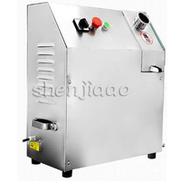 QJH L100A 3 rollers Stainless steel electric SUGAR Cane juicer commercial Sugarcane juice extractor machine 350 400kg/H 1pc