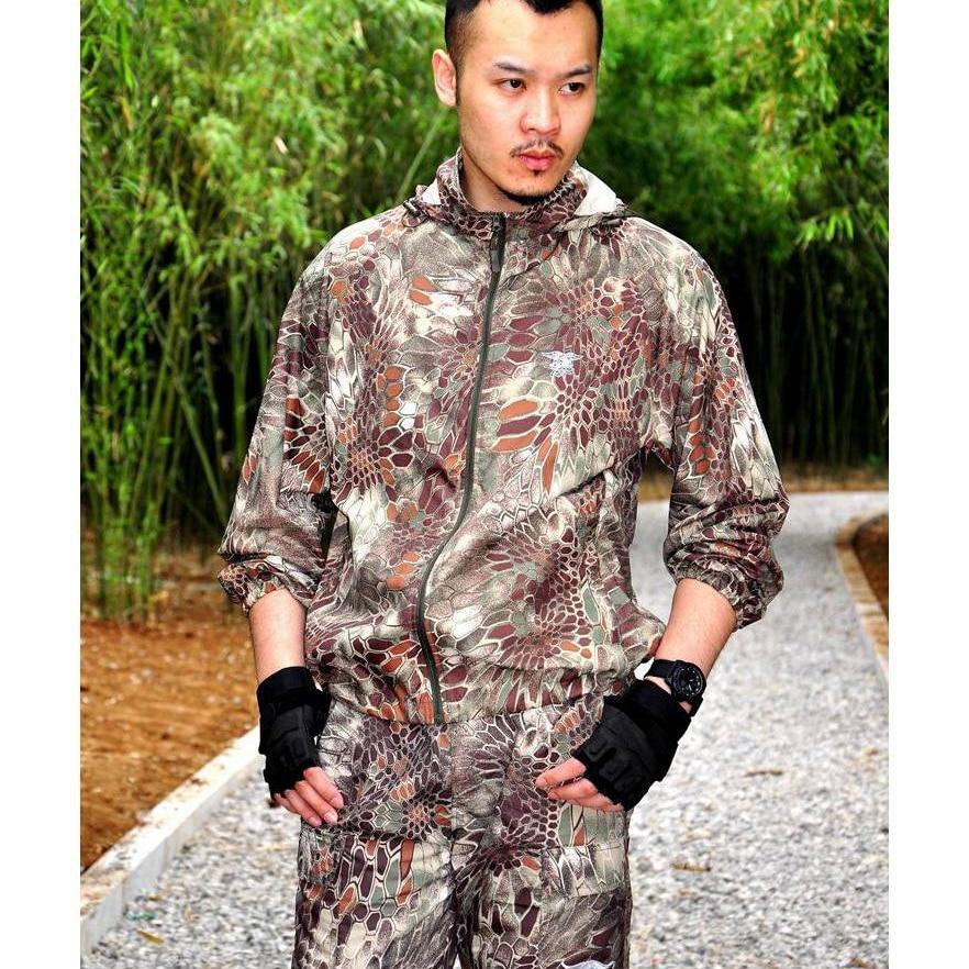 Outdoor Sport Thin Jacket Windbreaker Waterproof Sun protection Coat Lightweight Quick dry Hiking Jackets