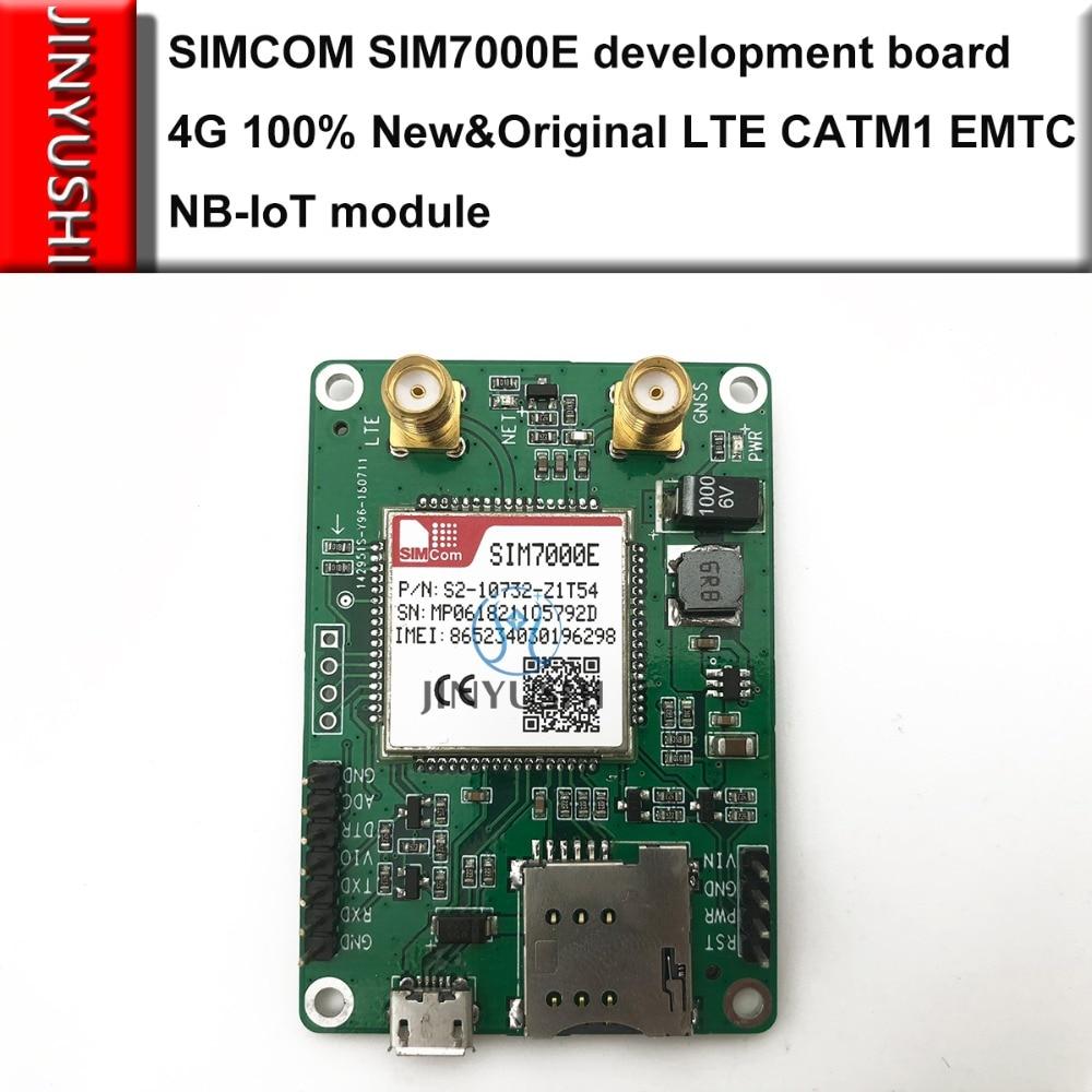 jinyushi modulo de desenvolvimento para sim7000e 01