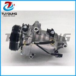 Fabryka sprzedaż bezpośrednia CR08B 90mm 12 V 4PK sprężarka klimatyzacji dla Suzuki alto w Sprężarki klimatyzacji i sprzęgła od Samochody i motocykle na