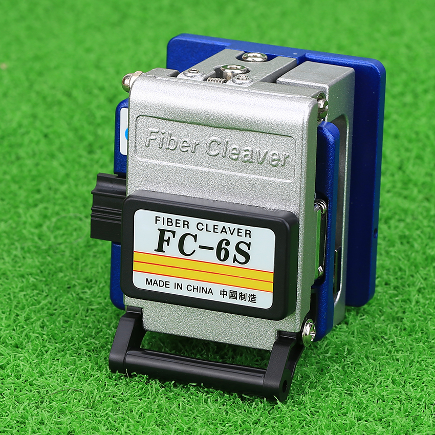 KELUSHI FC-6S Εργαλείο αποτρίχωσης ινών - Εξοπλισμός επικοινωνίας - Φωτογραφία 4