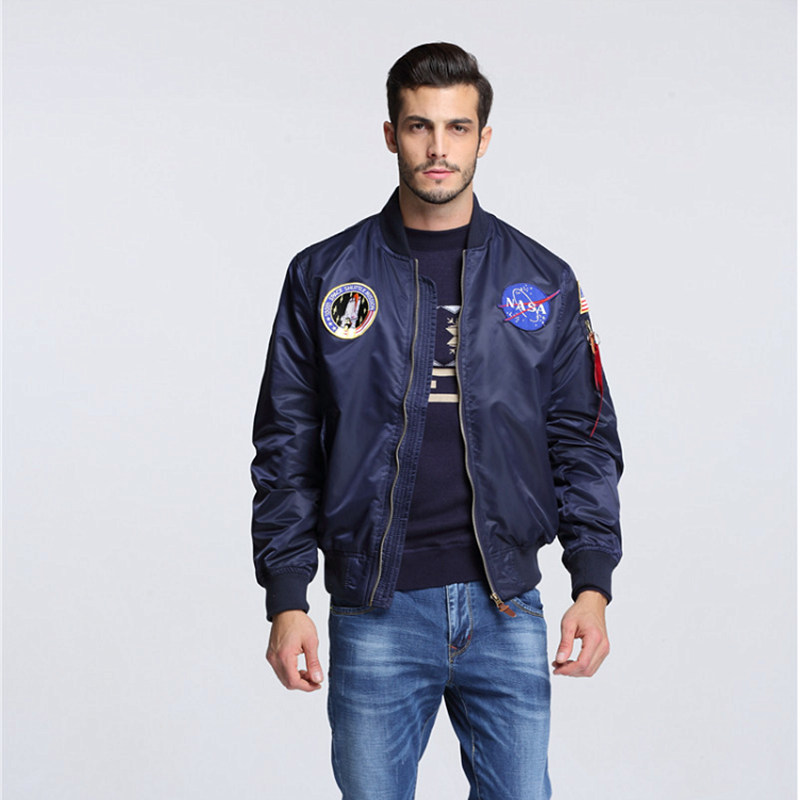 Compare Prices on Navy Flight Jacket- Online Shopping/Buy Low