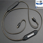 CSR8645 bluetooth 4.1 mmcx Cable aptX AAC for shure se215 se535 se846 A2DC LS70 IM50 IM70 ie80 Apt-X Wireless headphones cable