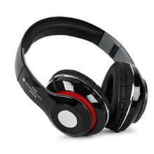 Stereo Bluetooth 3.0 Headphones 4 IN 1 Casque Audio Wireless Head phones Handsfree Headset With MIC Support FM TF Fone De 0uvido