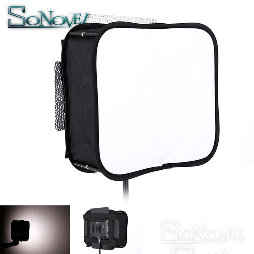 Sb600/sb300 Studio Softbox Diffuser For Yongnuo Yn600l Ii Yn900 Yn300 Air Yn300 Iii Led Video Light Panel Foldable Soft Filter Latest Technology Camera & Photo