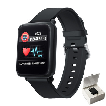 Bluetooth Smart Watch Men Heart Rate Blood Pressure Fitness Watch Box Swim Sport Watches Men Digital Smartwatch for Android IOS