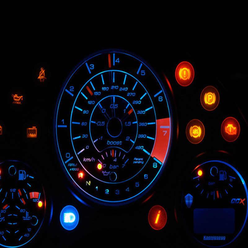 Yüksek kaliteli DC6V 6.3V BA9S led pano uyarı göstergesi, BA9S gösterge ışığı, BA9S ampul lamba ücretsiz kargo 5 adet/grup