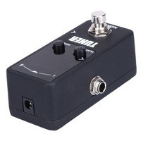 New Electric Guitar Tuner Effects Mini Pedal Guitarra Tuning Foot Pedal For Guitar Bass Violin Ukelele Effect Device Accessories