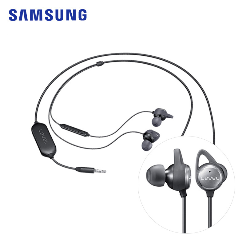SAMSUNG Level In ANC Active Noise Cancelling Earphone Mobile phone music headset wtih mic Wired Earphones Fone de ouvido 0 9m smd 3528 90 leds waterproof led rope light festival lighting